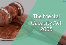 The Mental Capacity Act 2005