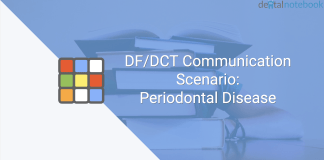 DF/DCT Communication Scenario: Periodontal DIsease