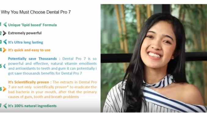 Dental Pro 7 No Color