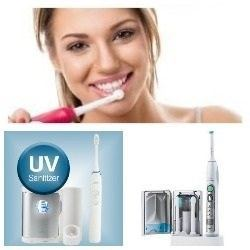 5 Best Electric Toothbrush With UV Sanitizer 2019 - (FDA Approved)