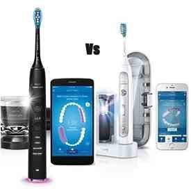 Sonicare Flexcare Platinum vs Philips Sonicare Diamondclean