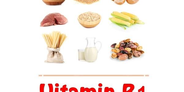 Vitamin B1 sources
