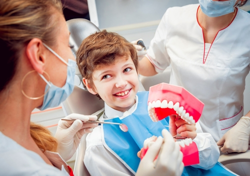 Image result for Tips for Getting the Kids Past Their Dental Phobias