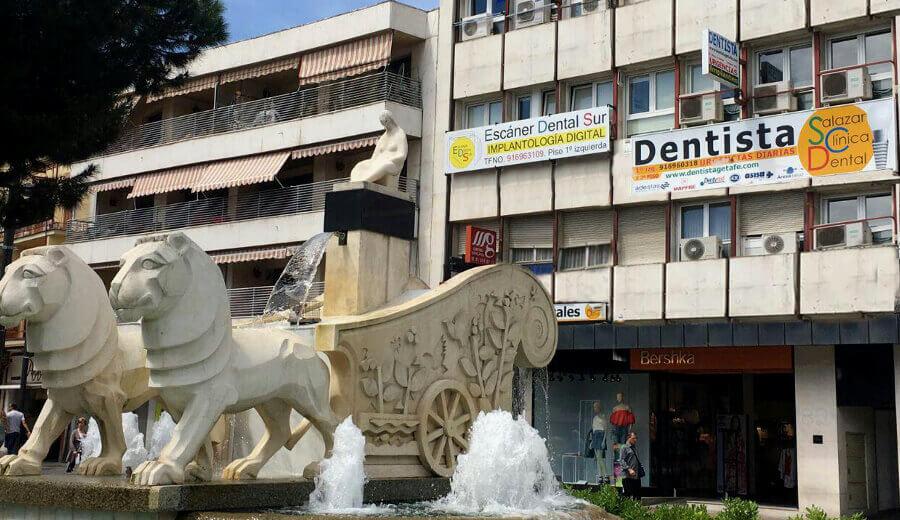 dentista en el centro de getafe