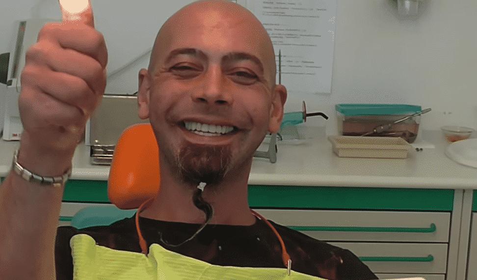 Testimonianza Paziente: Implantologia All on 4 prezzo 7.800 euro 1 arcata