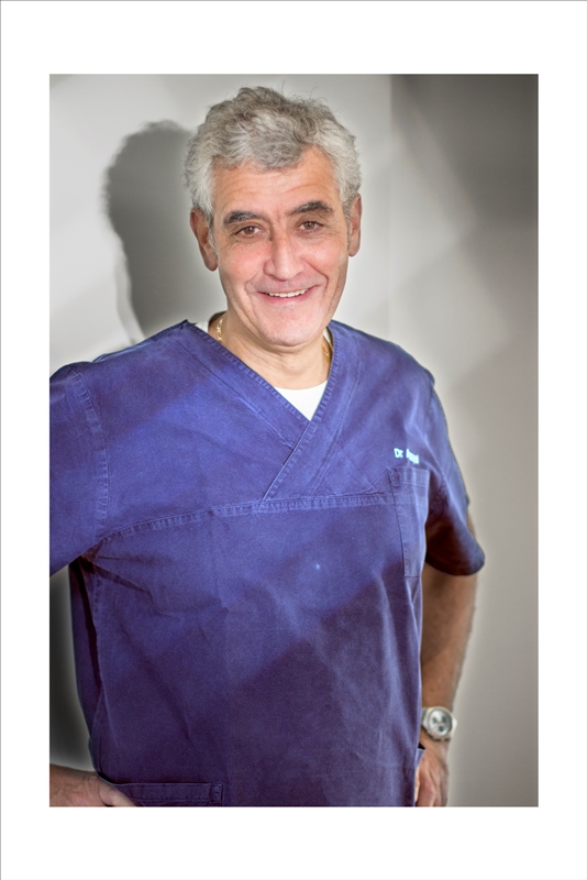 dentiste Richard Amouyal docteur Paris 16 facette dentaire