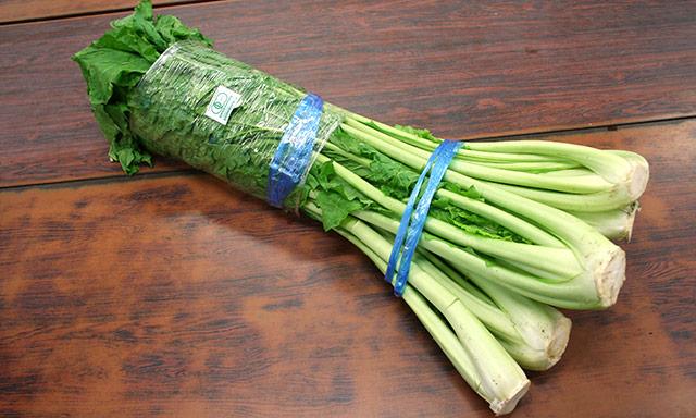 野沢菜(有機JAS)