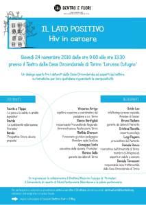 Convegno Il Lato Positivo 26 novembre 2016 Torino