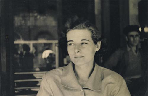 Mira Schendel - pittrice brasiliana