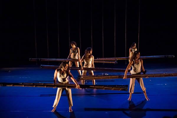Teia (paralaxes do Imaginário) - Compagnia Nós No Bambu