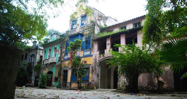 Largo do Boticário - Rio de Janeiro