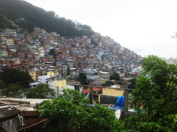 favela Pavão e Pavãozinho