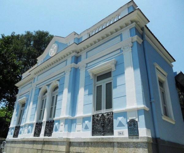 L'edificio che ospita il MIAN