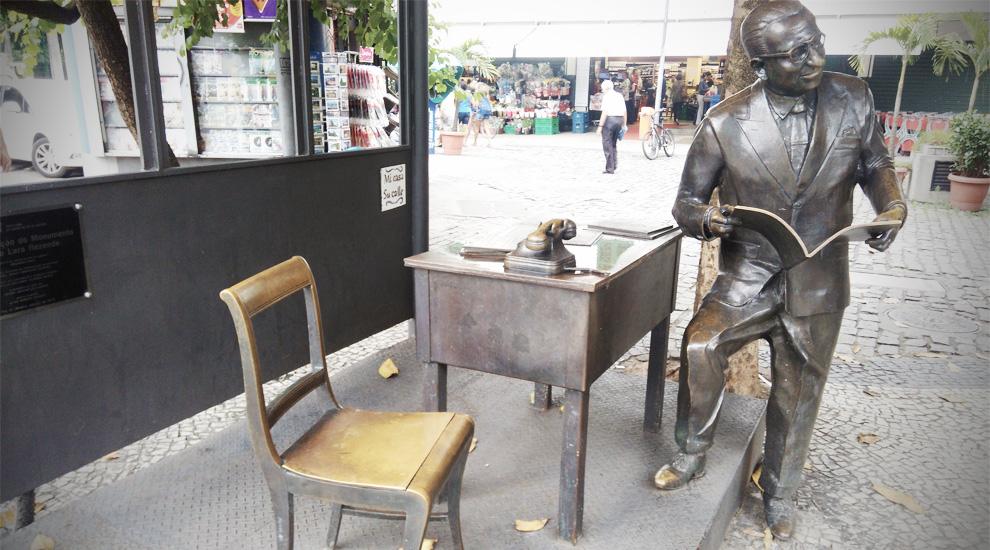 statua-otto-lara-resende-rio-de-janeiro