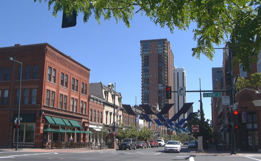 Lower Downtown Denver