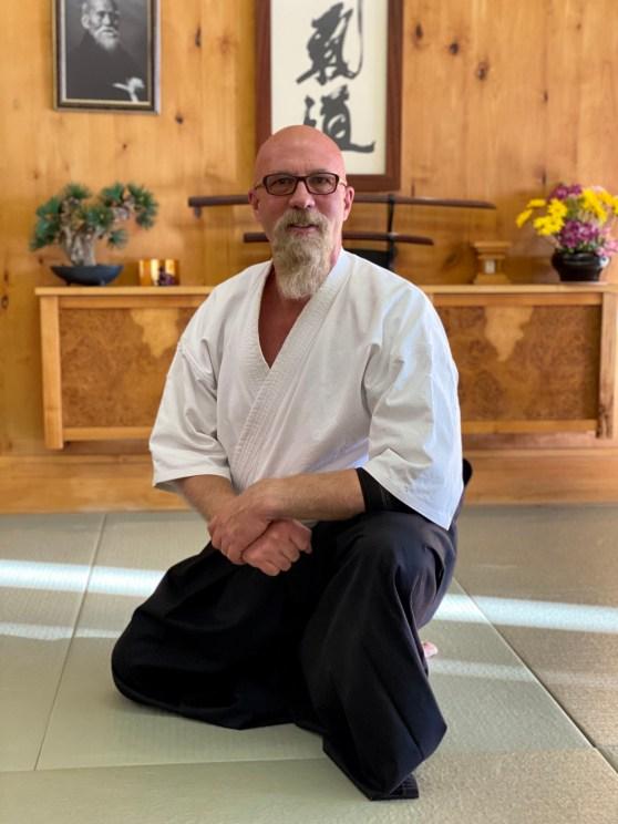 Edgar Johansson Aikido Sensei