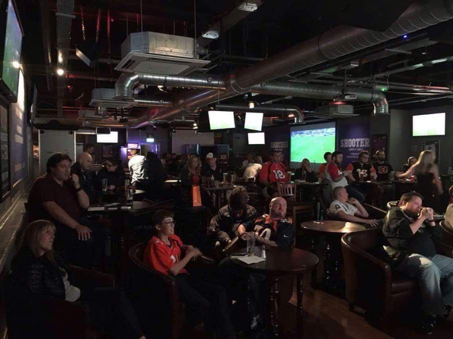 Denver Broncos UK Manchester 2016 Meet Up