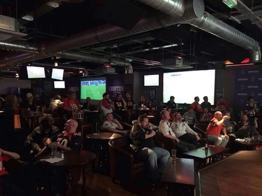 Denver Broncos UK Manchester 2016 Meet Up