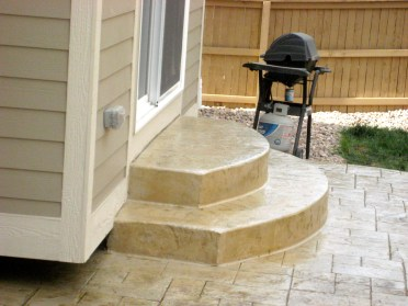 Stamped Concrete Contractor Denver Decorative Concrete