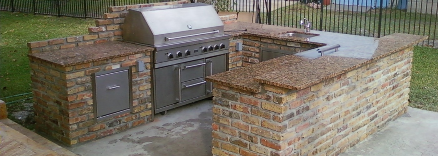 Denver BBQ Islands and outdoor kitchen contractor