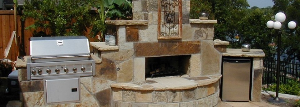 outdoor kitchens denver