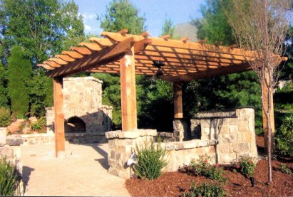 Denver Custom Pergolas add lasting beauty.