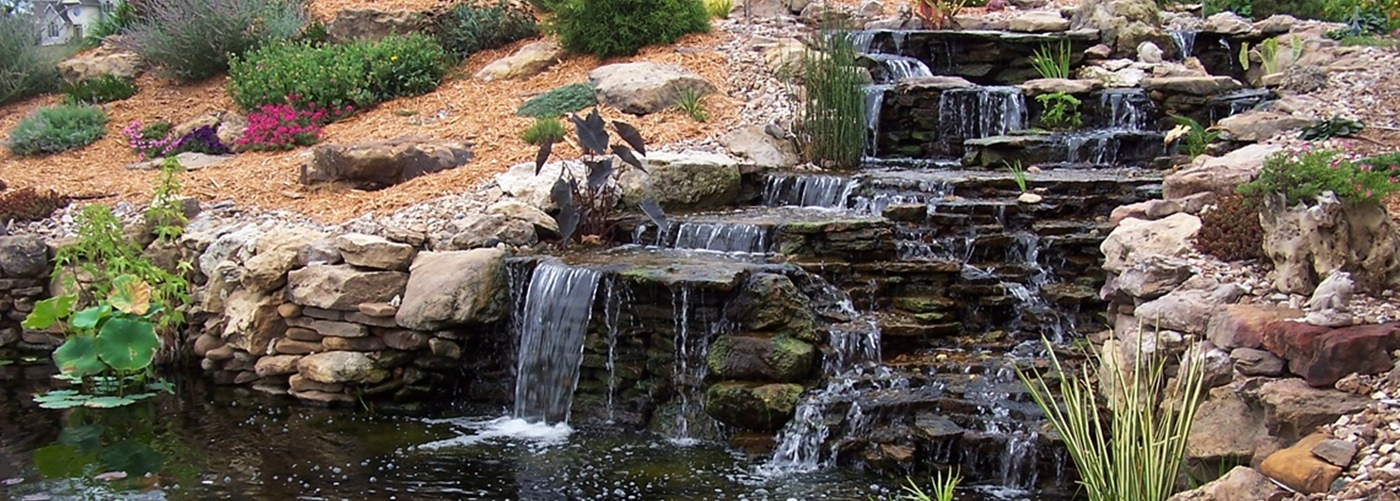 denver water features are a specialty