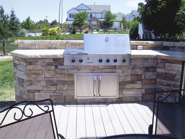 No Problem, We Also Can Design Custom BBQ Islands Using Cal Flames Modular  Products That Provide The Framework And Exact Fit For Your Custom Outdoor  Kitchen ...