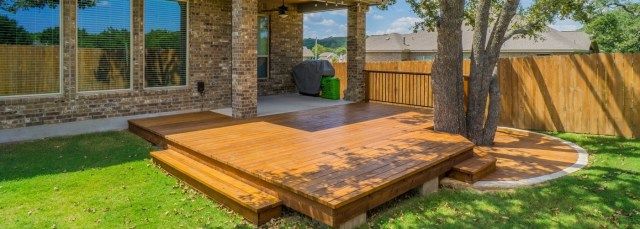 Denver Outdoor Deck Design