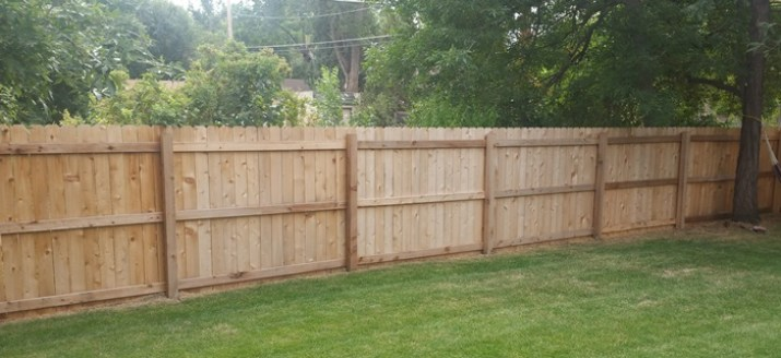 Denver Outdoor Deck Design and fencing adds great value