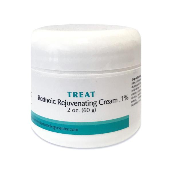 Retinoic Rejuvenating Cream .1%