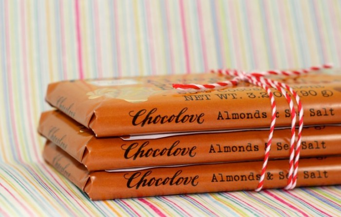 Shop local Chocolove chocolate