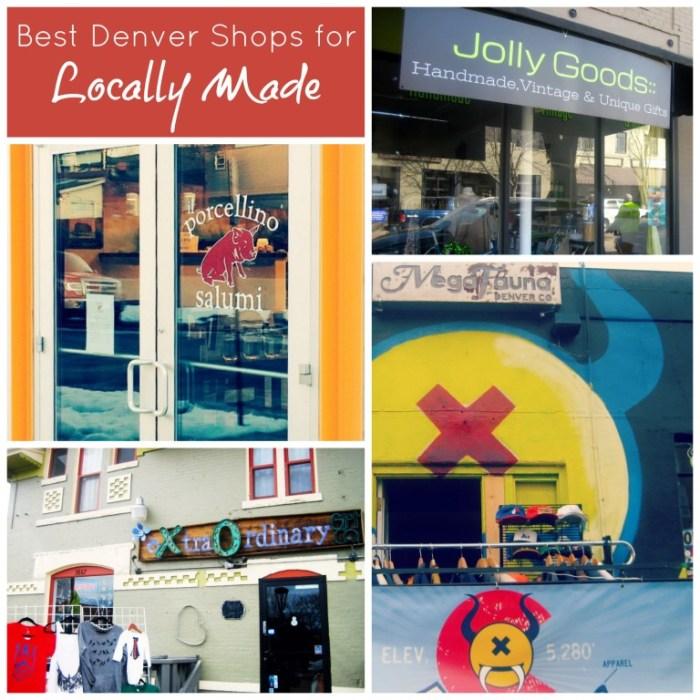 Best Denver shops for locally made