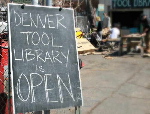 Denver Tool Library
