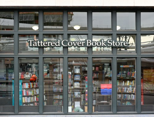 Denver in May: Tattered Cover