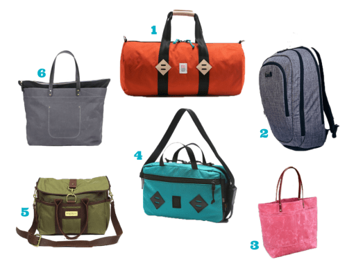 Gift Guide: Colorado-Made Bags for Grads