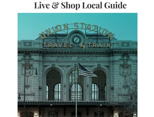 Denver Local Business Directory: Denver Dweller Live and Shop Local Guide
