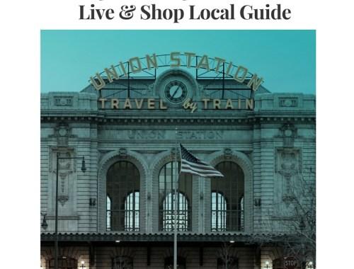 Denver Local Business Directory: Denver Dweller Live and Shop Local Guide
