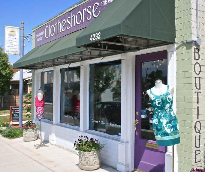 Denver women's boutiques Clotheshorse