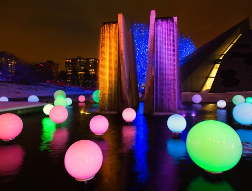 Denver this week December 23-30, 2016: Last chance to see Blossoms of Light
