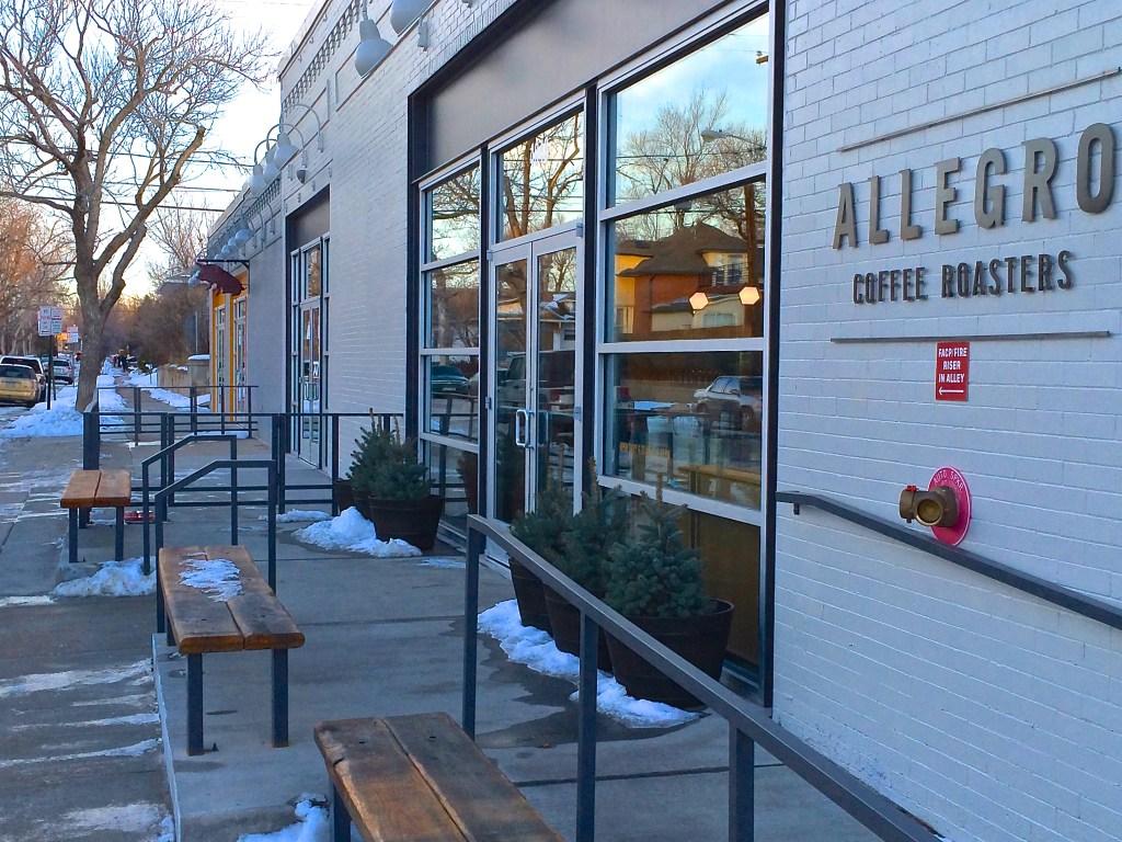 Denver This Week November 18-24, 2016 Allegro Coffeehouse