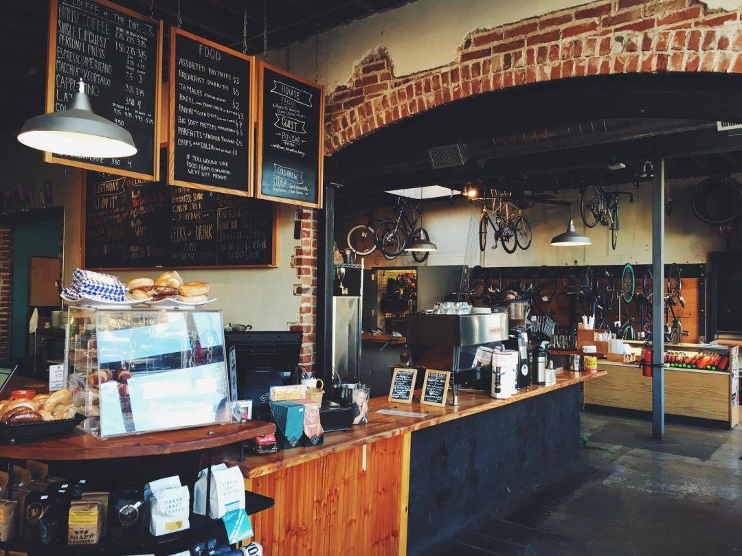 Denver Bicycle Cafe courtesy of Ben Murray