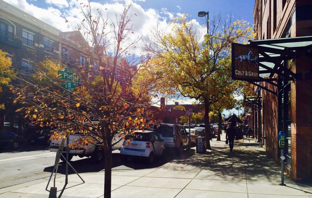 Denver women's boutiques Riverfront