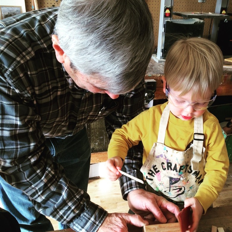 Denver experience gifts -- Craftsman and Apprentice