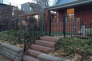 Benefits of Wrought Iron Fences A Straight Up Fence Company Denver