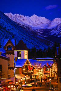 Vail at Twilight