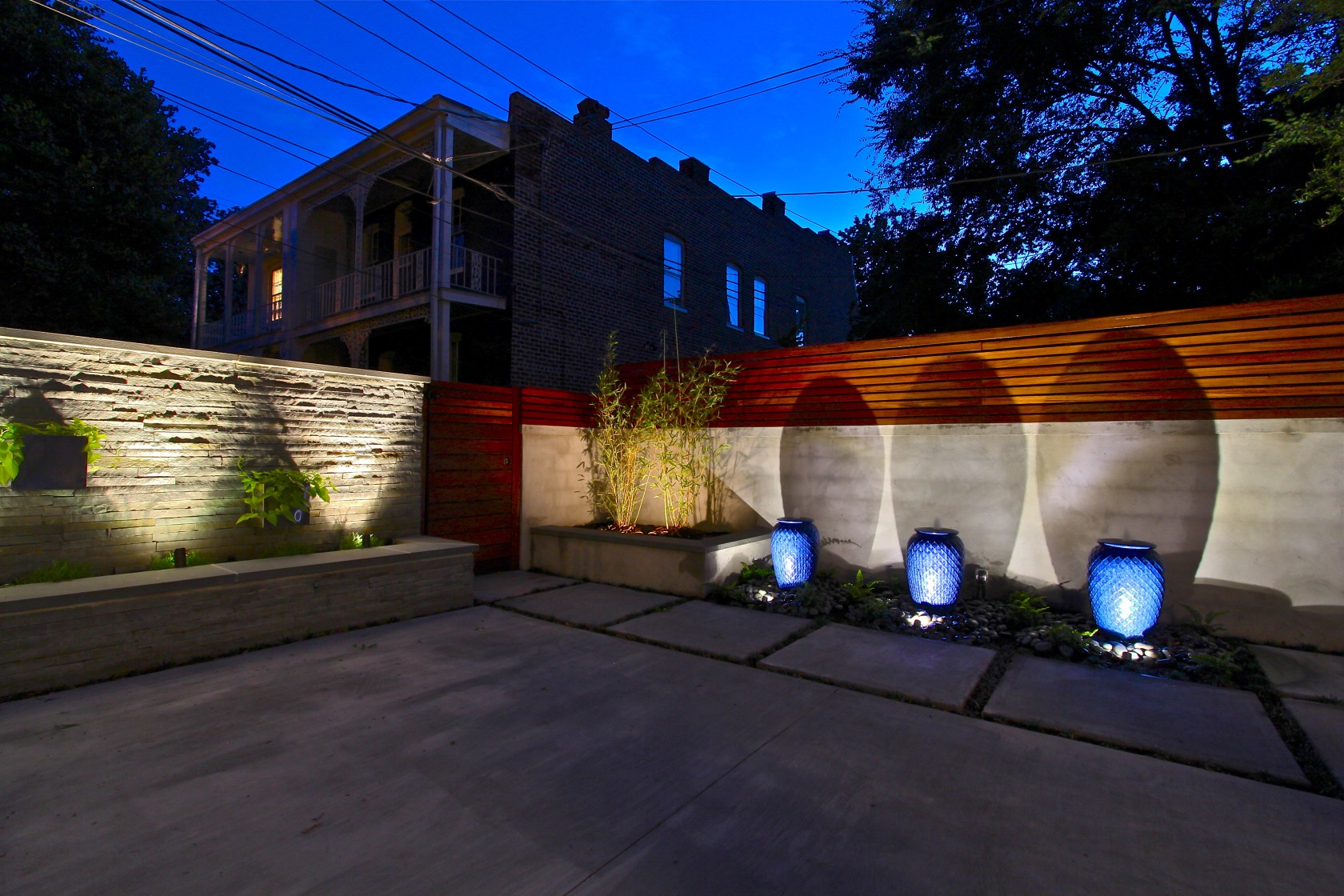 problems with outdoor led lighting
