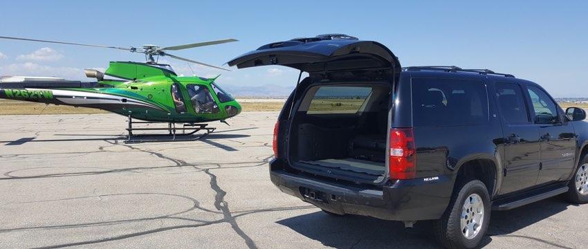 Rocky Mountain Metropolitan Airport SUV service