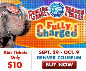 Ringling Brothers Fully Charged