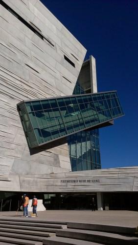 Perot Museum Architecture